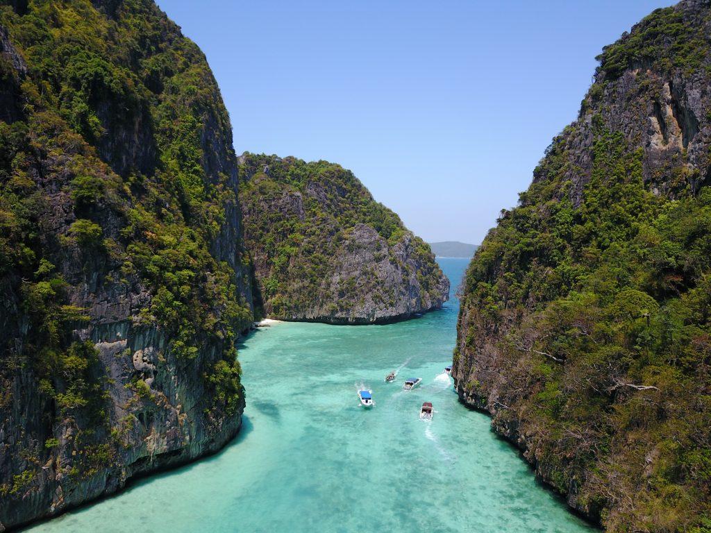 Pileh Bay - Koh Phi Phi