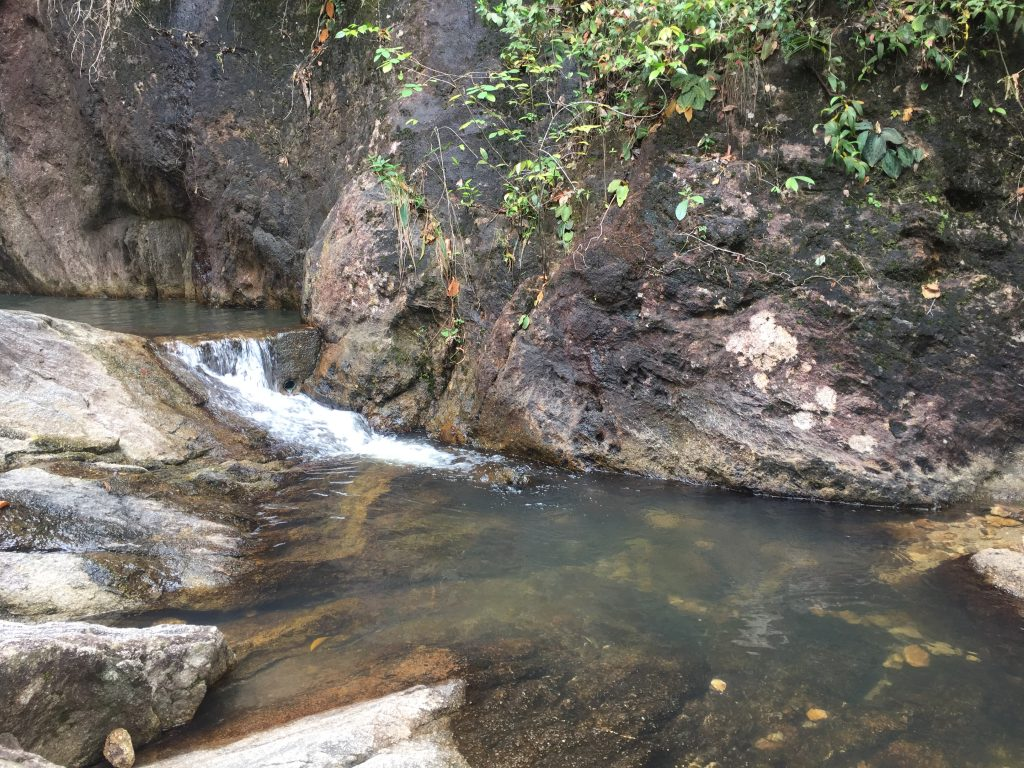 Koh Phangan WaterFall