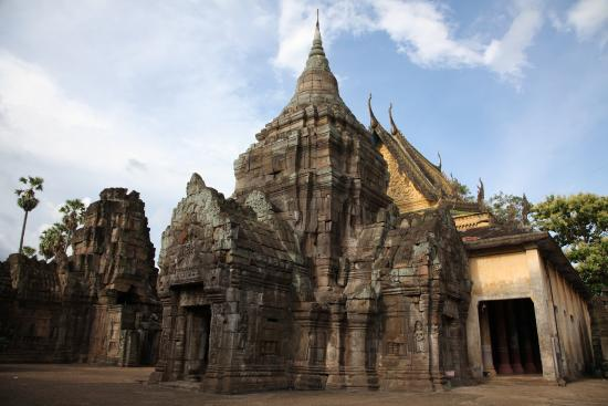 Wat Nokor - kampong cham